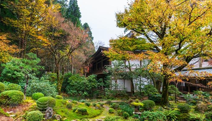京都 大原の三千院