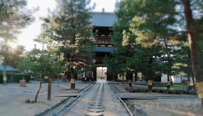 京都七福神めぐり 萬福寺