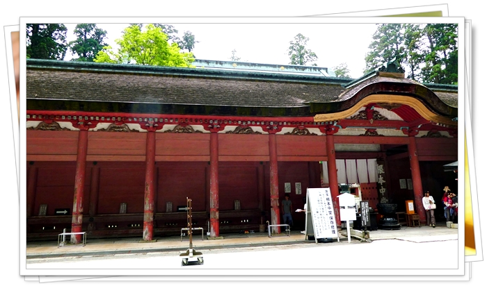 京都の世界遺産 比叡山延暦寺の根本中堂