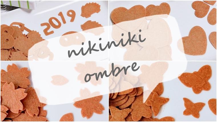 nikiniki(ニキニキ)の八ツ橋 オンブルの画像メモ