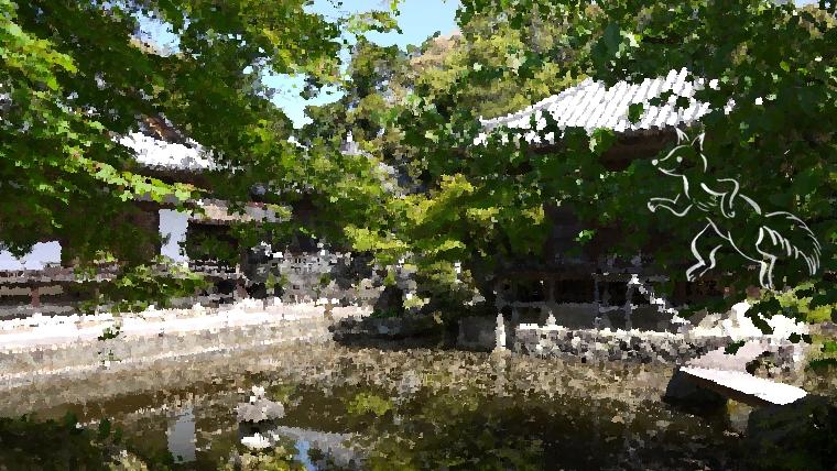 京都の世界遺産 高山寺