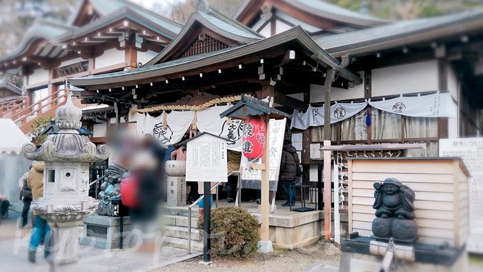京都 松ヶ崎大黒天(妙円寺)