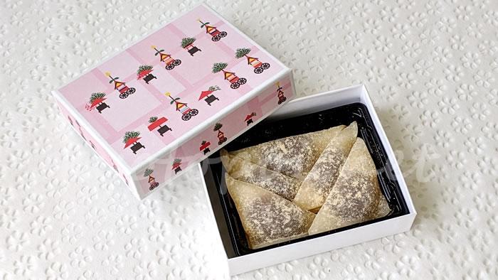 祇園祭のお菓子 こたべの夏祭り