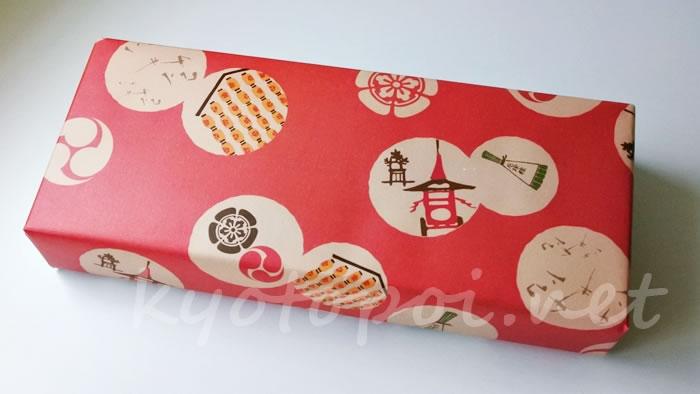 祇園祭のお菓子 鼓月の千寿せんべい