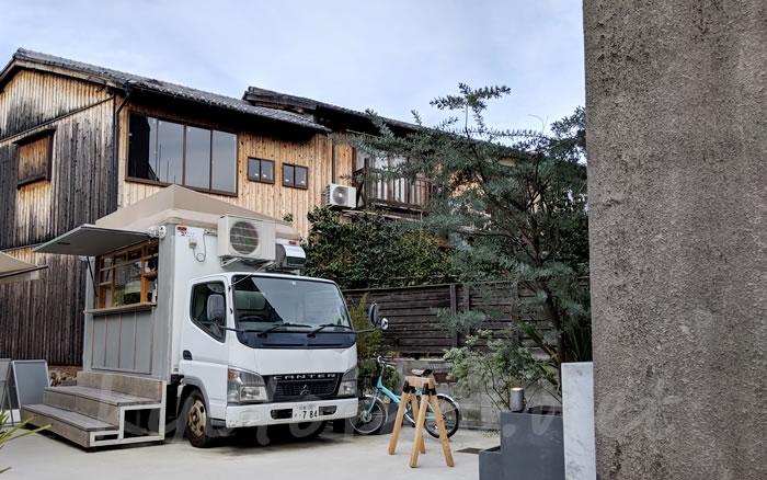 ロッカアンドフレンズトラック京都