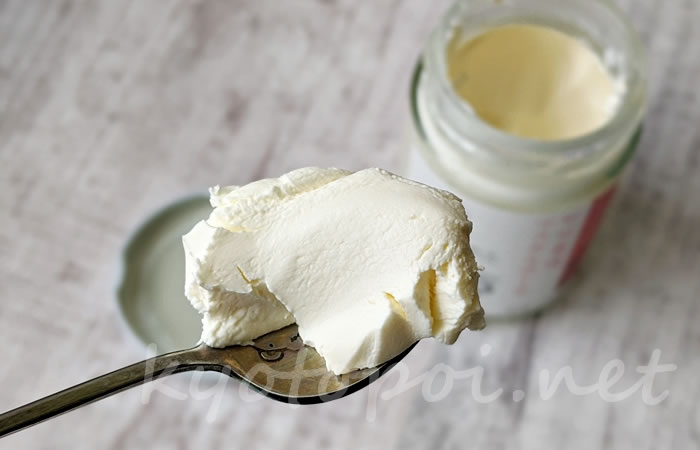 町村農場のマスカルポーネチーズ