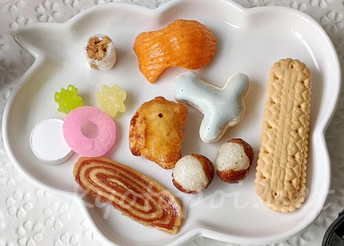 京都 伊藤軒の「遊び菓」