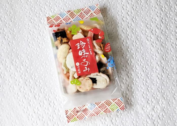 京都 伊藤軒の「珍味ごのみ」