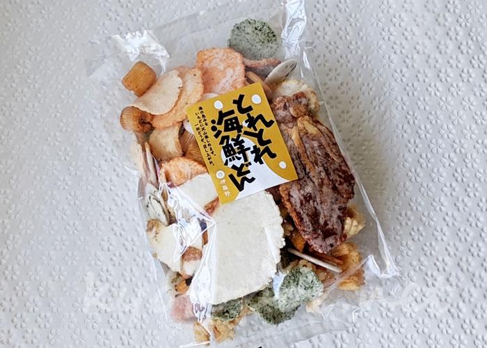 京都 伊藤軒の「とれとれ海鮮どん」