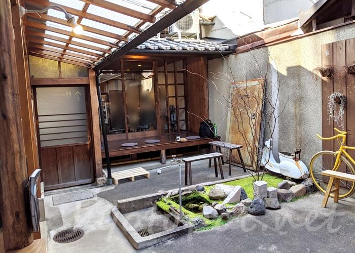 京都GOOD TIME COFFEE(グッドタイムコーヒー)店内の様子
