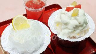 お茶と酒たすき 新風館店 7月のかき氷とカクテル