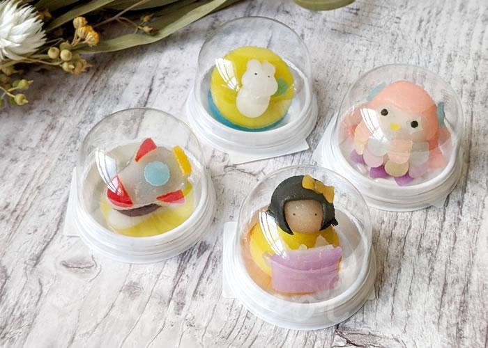 ニキニキ季節の生菓子 2020年9月