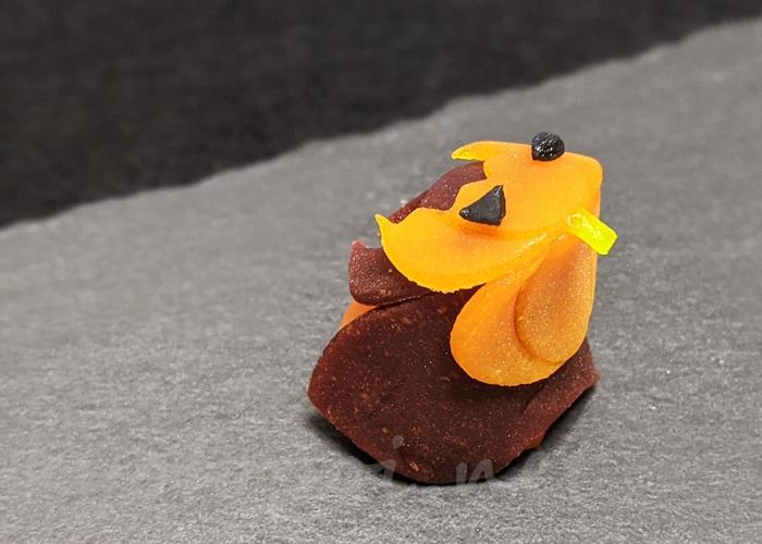 ニキニキ季節の生菓子 2020年10月のハロウィン