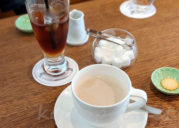高台寺 cafe KawataRo(カフェかわたろう)コーヒー